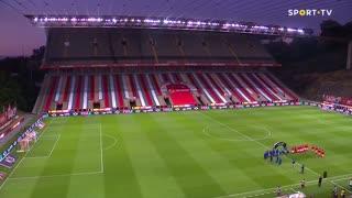 SC Braga x FC Porto: Confere aqui a constituição das equipas!
