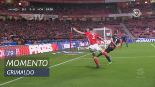 SL Benfica, Jogada, Grimaldo aos 39'