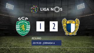 I Liga (6ªJ): Resumo Sporting CP 1-2 FC Famalicão