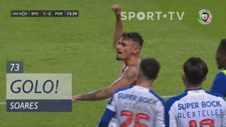 GOLO! FC Porto, Soares aos 73', Sporting CP 1-2 FC Porto