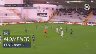 Moreirense FC, Jogada, Fábio Abreu aos 68'