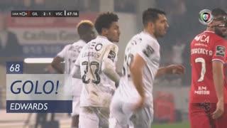 GOLO! Vitória SC, Edwards aos 68', Gil Vicente FC 2-1 Vitória SC