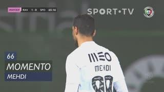 Rio Ave FC, Jogada, Mehdi aos 66'