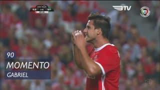 SL Benfica, Jogada, Gabriel aos 90'