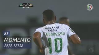 Vitória FC, Jogada, Éber Bessa aos 85'
