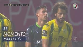 Sporting CP, Jogada, Miguel Luís aos 32'