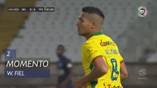 FC P.Ferreira, Jogada, W. Fiel aos 2'