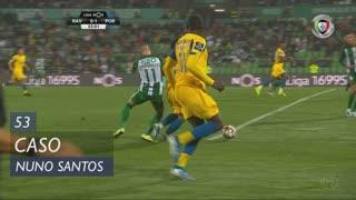 Rio Ave FC, Caso, Nuno Santos aos 53'