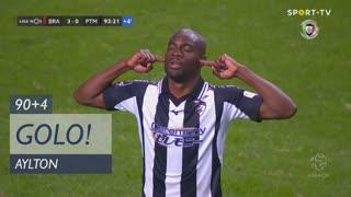 GOLO! Portimonense, Aylton aos 90'+4', SC Braga 3-1 Portimonense