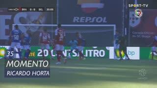 SC Braga, Jogada, Ricardo Horta aos 35'