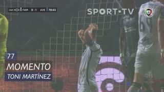 FC Famalicão, Jogada, Toni Martínez aos 77'
