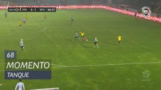 FC P.Ferreira, Jogada, Tanque aos 68'