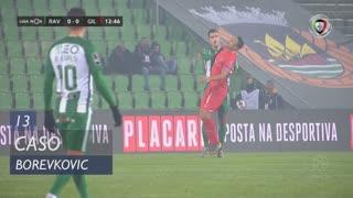 Rio Ave FC, Caso, Borevkovic aos 13'