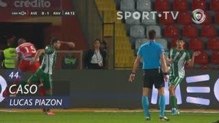 Rio Ave FC, Caso, Lucas Piazon aos 44'