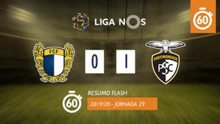 Liga NOS (29ªJ): Resumo Flash FC Famalicão 0-1 Portimonense
