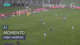 FC Famalicão, Jogada, Fábio Martins aos 41'