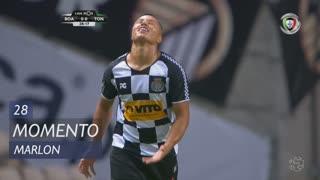 Boavista FC, Jogada, Marlon aos 28'