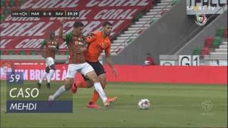 Rio Ave FC, Caso, Mehdi aos 59'