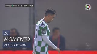 Moreirense FC, Jogada, Pedro Nuno aos 20'