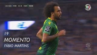 FC Famalicão, Jogada, Fábio Martins aos 19'