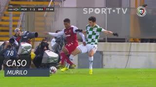 SC Braga, Caso, Murilo aos 78'