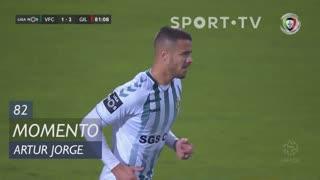 Vitória FC, Jogada, Artur Jorge aos 82'