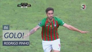 GOLO! Marítimo M., Rodrigo Pinho aos 86', Marítimo M. 2-1 Moreirense FC
