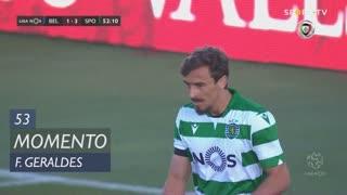 Sporting CP, Jogada, F. Geraldes aos 53'