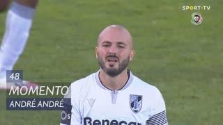 Vitória SC, Jogada, André André aos 48'