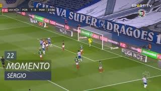 FC Porto, Jogada, Sérgio aos 22'