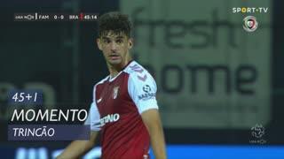 SC Braga, Jogada, Trincão aos 45'+1'
