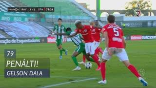 Rio Ave FC, Penálti, Gelson Dala aos 79'