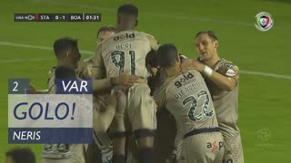 GOLO! Boavista FC, Neris aos 2', Santa Clara 0-1 Boavista FC