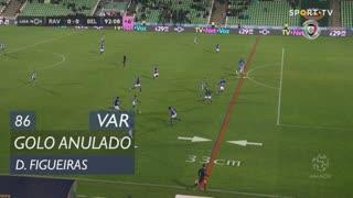 Rio Ave FC, Golo Anulado, Diogo Figueiras aos 86'