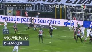 Vitória SC, Jogada, Pedro Henrique aos 33'