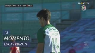 Rio Ave FC, Jogada, Lucas Piazon aos 12'