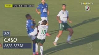 Vitória FC, Caso, Éber Bessa aos 20'
