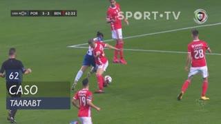 SL Benfica, Caso, Taarabt aos 62'