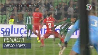 Rio Ave FC, Penálti, Diego Lopes aos 61'