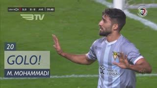 GOLO! CD Aves, M. Mohammadi aos 20', SL Benfica 0-1 CD Aves
