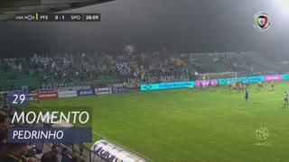 FC P.Ferreira, Jogada, Pedrinho aos 29'