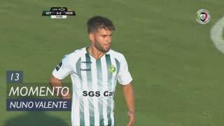 Vitória FC, Jogada, Nuno Valente aos 13'