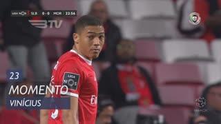 SL Benfica, Jogada, Vinícius aos 23'