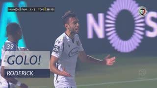 GOLO! FC Famalicão, Roderick aos 39', FC Famalicão 1-2 CD Tondela