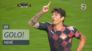GOLO! Moreirense FC, Nenê aos 89', SC Braga 3-1 Moreirense FC