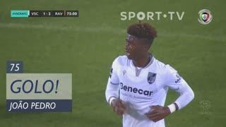 GOLO! Vitória SC, João Pedro aos 75', Vitória SC 1-2 Rio Ave FC