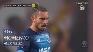 FC Porto, Jogada, Alex Telles aos 45'+1'