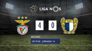 Liga NOS (14ªJ): Resumo SL Benfica 4-0 FC Famalicão