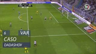 FC P.Ferreira, Caso, Dadashov aos 6'