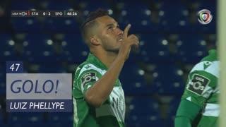 GOLO! Sporting CP, Luiz Phellype aos 47', Santa Clara 0-2 Sporting CP